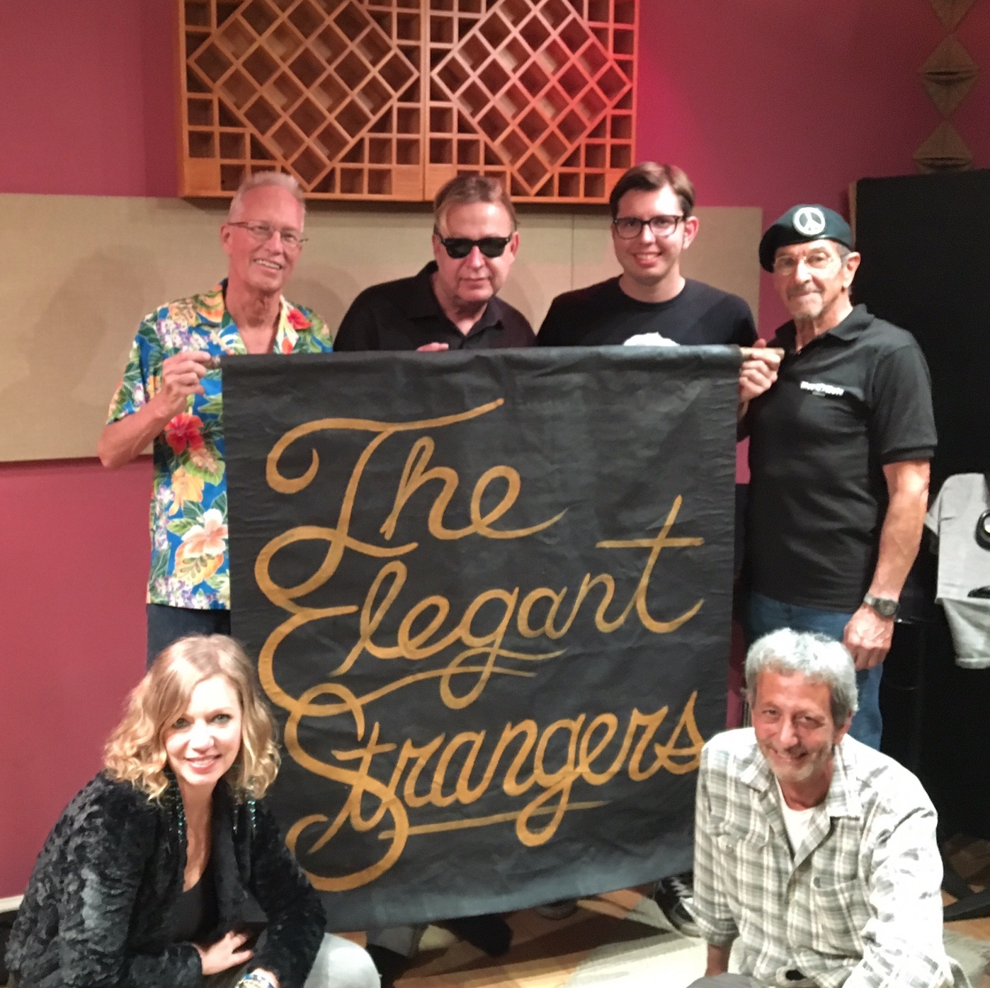 The Elegant Strangers are a band based in Venice Beach, CA