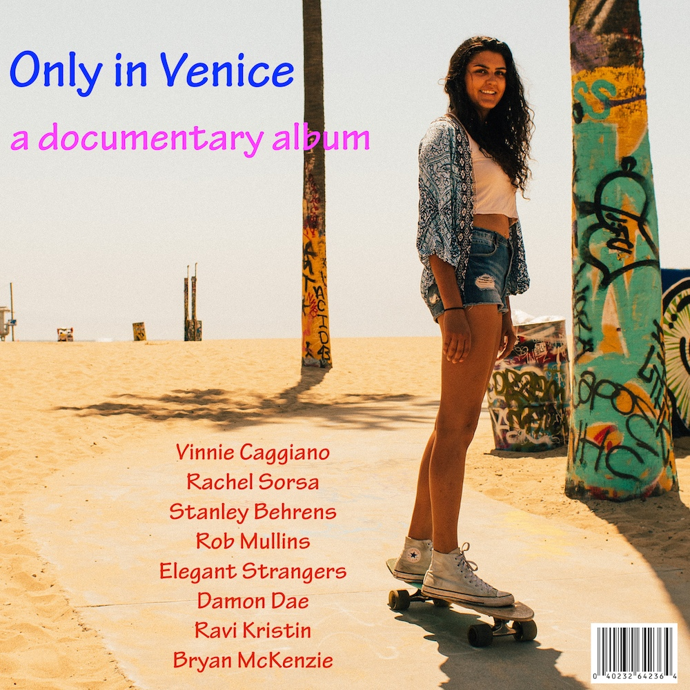 Only in Venice album 2017