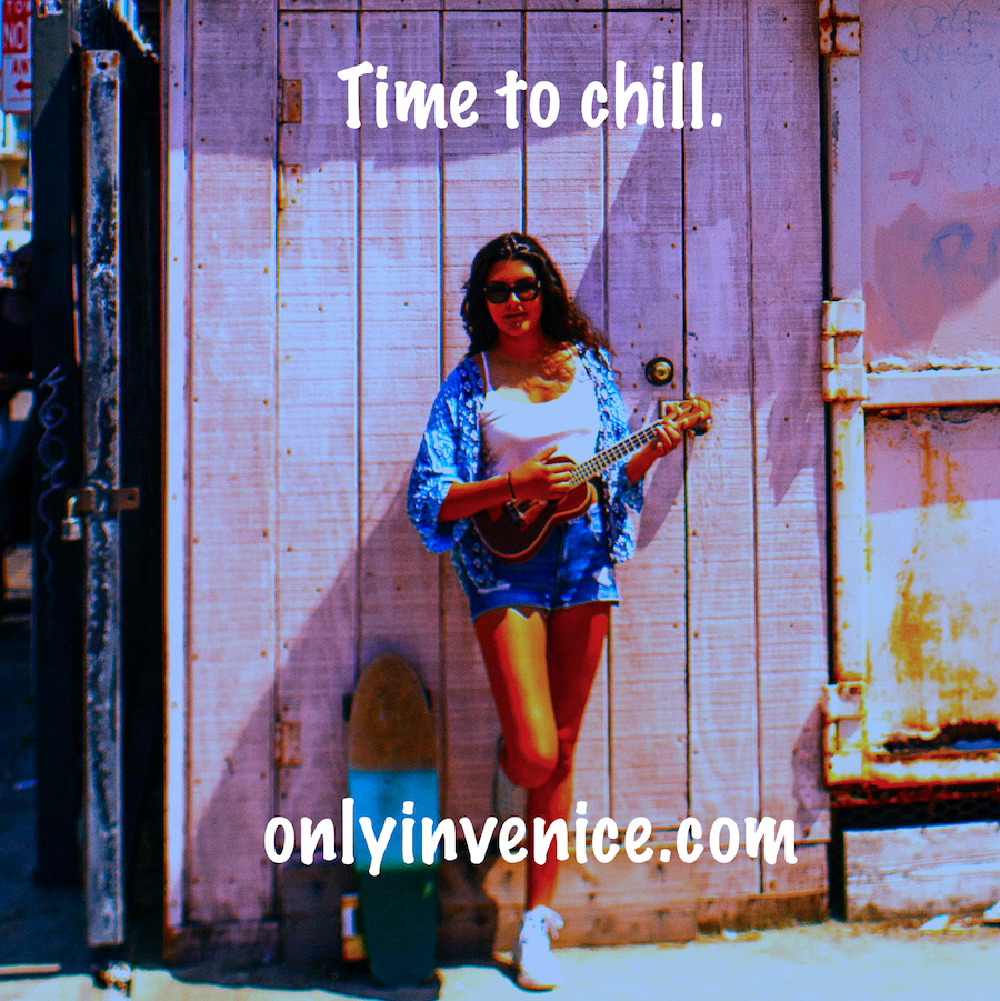 welcome to Only in Venice!
